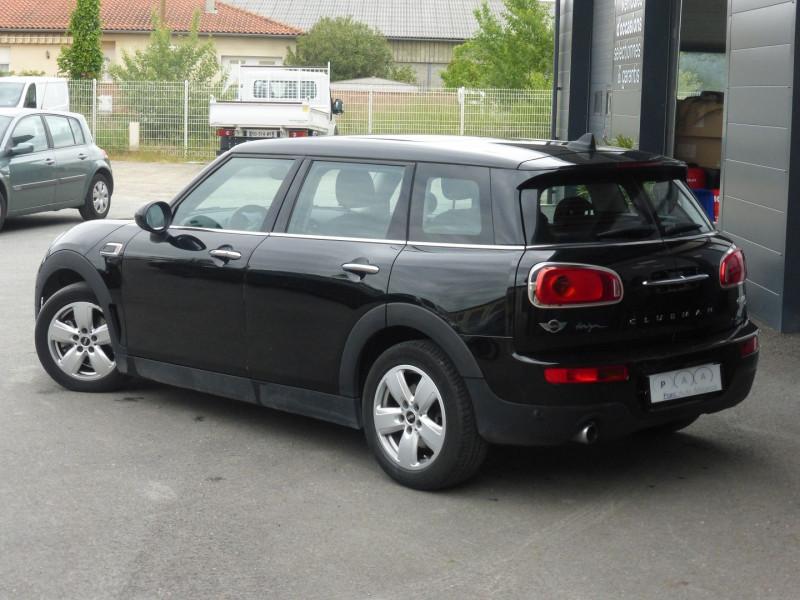 Photo 4 de l'offre de MINI CLUBMAN COOPER D 150CH BVA à 18490€ chez Parc auto albigeois