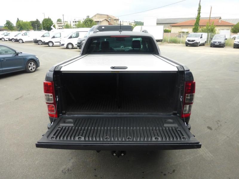 Photo 5 de l'offre de FORD RANGER 2.0 TDCI 213CH SUPER CAB WILDTRAK BVA10 à 40500€ chez Parc auto albigeois