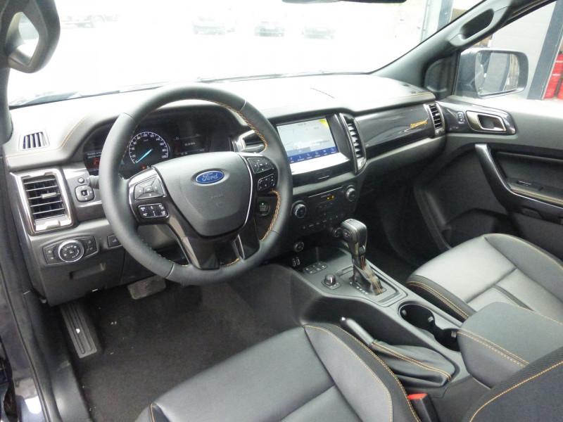 Photo 4 de l'offre de FORD RANGER 2.0 TDCI 213CH SUPER CAB WILDTRAK BVA10 à 40500€ chez Parc auto albigeois