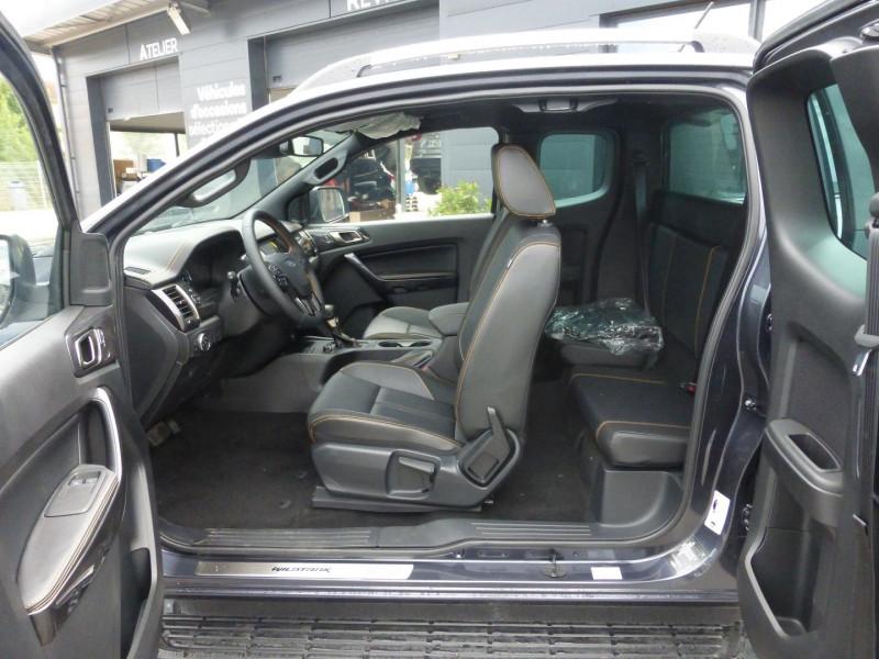 Photo 3 de l'offre de FORD RANGER 2.0 TDCI 213CH SUPER CAB WILDTRAK BVA10 à 40500€ chez Parc auto albigeois