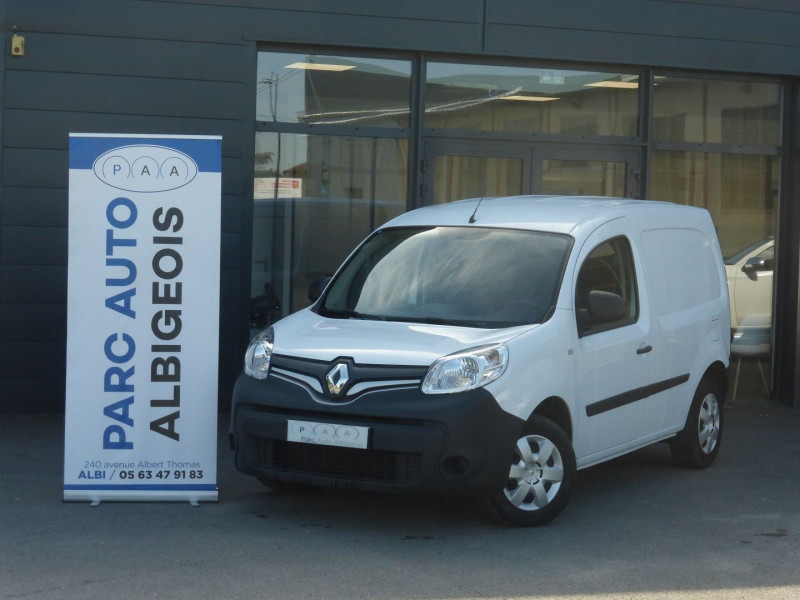 Renault KANGOO II EXPRESS 1.5 DCI 90CH ENERGY EXTRA R-LINK EURO6 Diesel BLANC Occasion à vendre