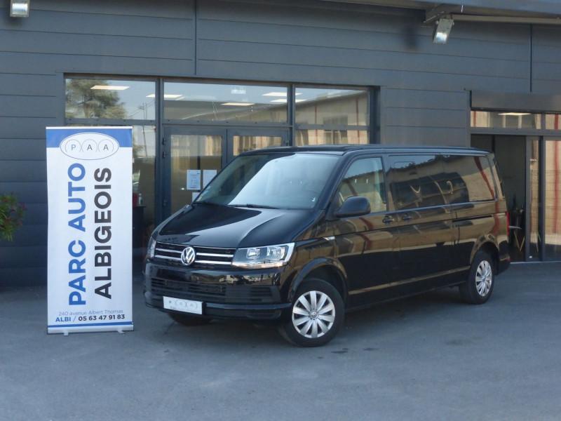 Volkswagen CARAVELLE 2.0 TDI 150CH BLUEMOTION TECHNOLOGY CONFORTLINE DSG7 LONG Diesel NOIR Occasion à vendre