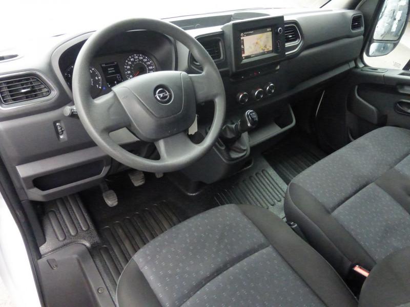 Photo 5 de l'offre de OPEL MOVANO FG F3500 L3H2 2.3 CDTI 135CH BITURBO START/STOP à 21480€ chez Parc auto albigeois