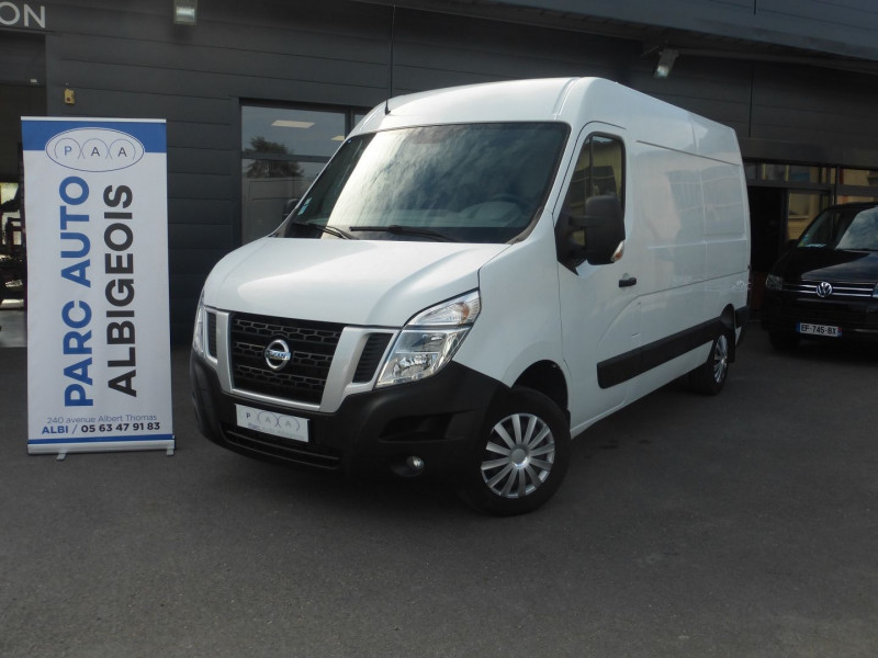 Nissan NV400 FG 3T3 L2H2 2.3 DCI 125CH OPTIMA Diesel BLANC Occasion à vendre