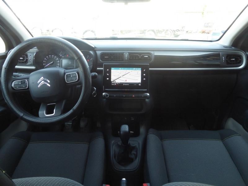 Photo 5 de l'offre de CITROEN C3 BLUEHDI 100CH FEEL S&S à 13990€ chez Parc auto albigeois