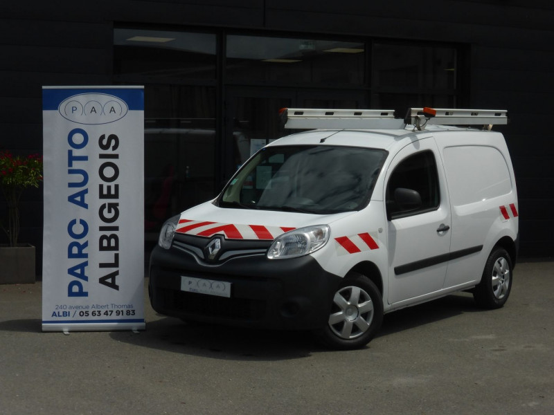 Renault KANGOO II EXPRESS 1.5 DCI 90CH ENERGY GRAND CONFORT EURO6 Diesel BLANC Occasion à vendre