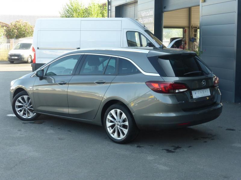 Photo 5 de l'offre de OPEL ASTRA SPORTS TOURER 1.4 TURBO 150CH INNOVATION AUTOMATIQUE EURO6D-T à 14990€ chez Parc auto albigeois
