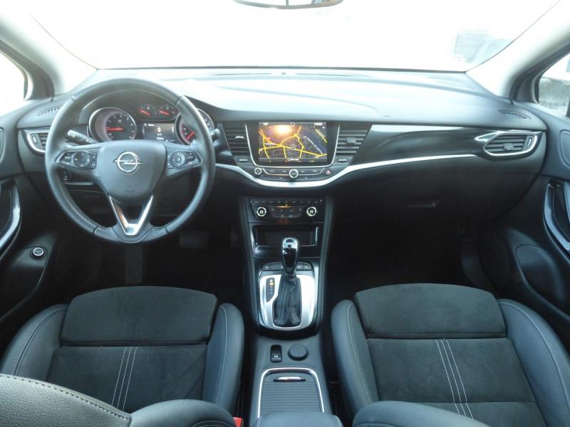 Photo 3 de l'offre de OPEL ASTRA SPORTS TOURER 1.4 TURBO 150CH INNOVATION AUTOMATIQUE EURO6D-T à 14990€ chez Parc auto albigeois
