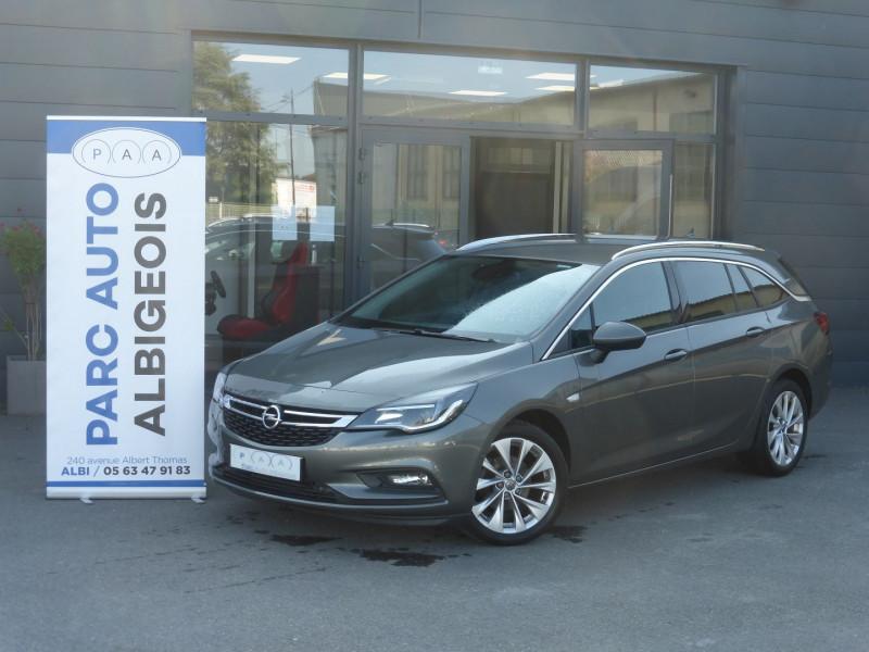 Opel ASTRA SPORTS TOURER 1.4 TURBO 150CH INNOVATION AUTOMATIQUE EURO6D-T Essence INC Occasion à vendre