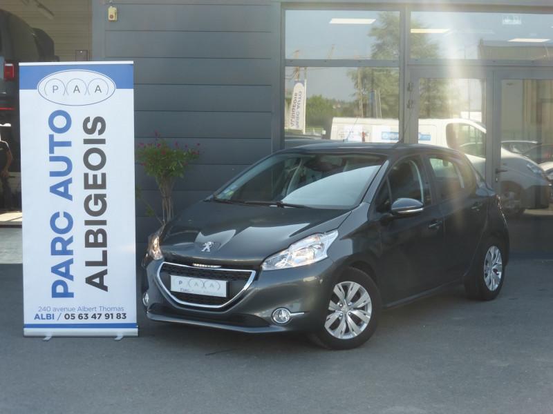 Peugeot 208 AFFAIRE 1.6 E-HDI 92 PACK CLIM CONFORT 5P Diesel GRIS C Occasion à vendre
