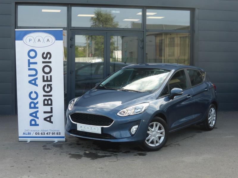 Ford FIESTA 1.1 85CH BUSINESS 5P EURO6.2 Essence BLEU F Occasion à vendre