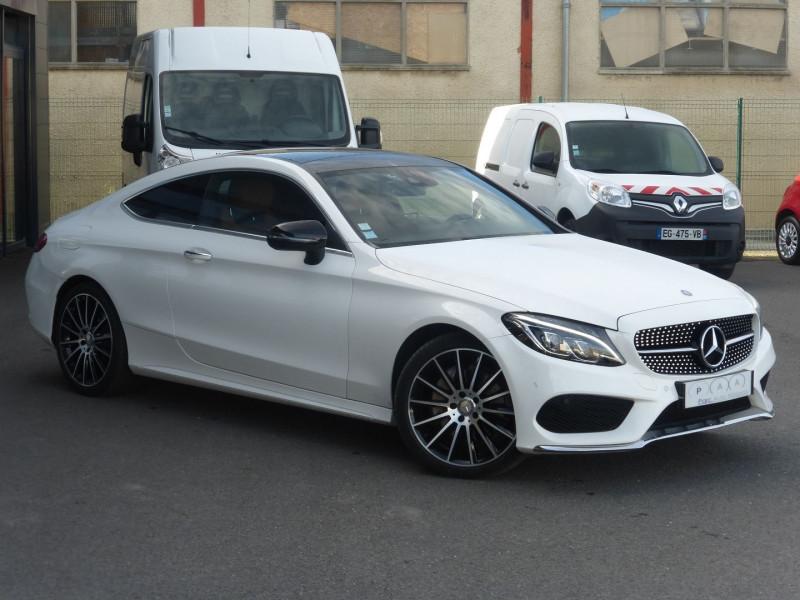 Photo 2 de l'offre de MERCEDES-BENZ C 220 D 170CH 9G-TRONIC à 27990€ chez Parc auto albigeois