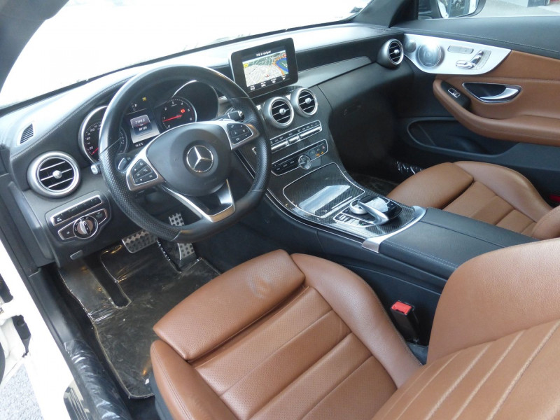 Photo 5 de l'offre de MERCEDES-BENZ C 220 D 170CH 9G-TRONIC à 27990€ chez Parc auto albigeois