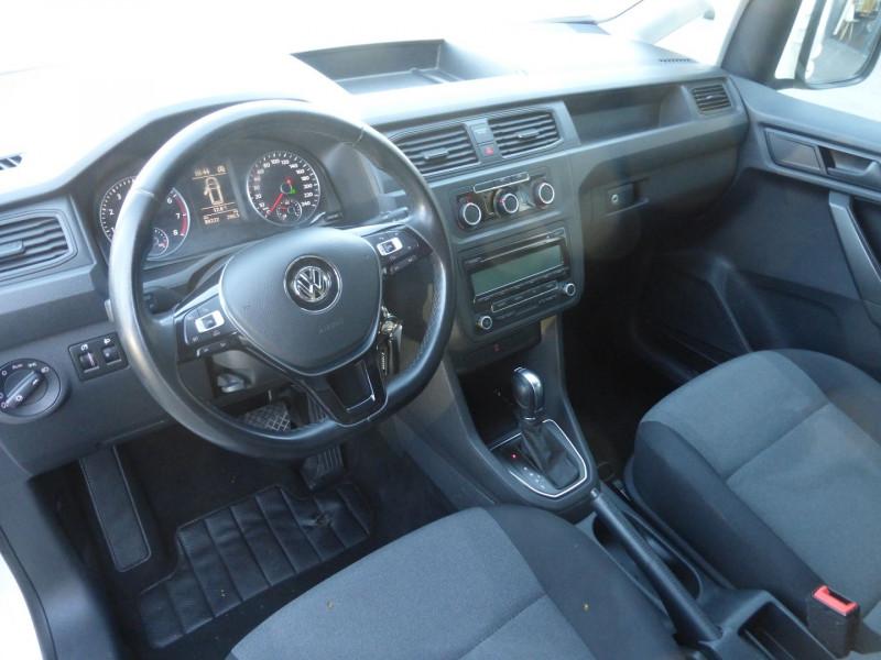 Photo 5 de l'offre de VOLKSWAGEN CADDY VAN 1.4 TSI 125CH DSG7 à 15490€ chez Parc auto albigeois