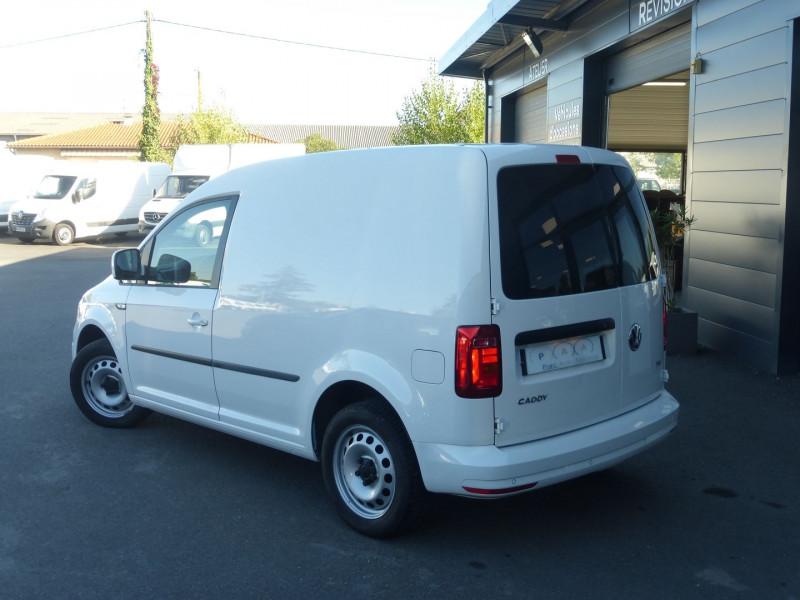Photo 3 de l'offre de VOLKSWAGEN CADDY VAN 1.4 TSI 125CH DSG7 à 15490€ chez Parc auto albigeois
