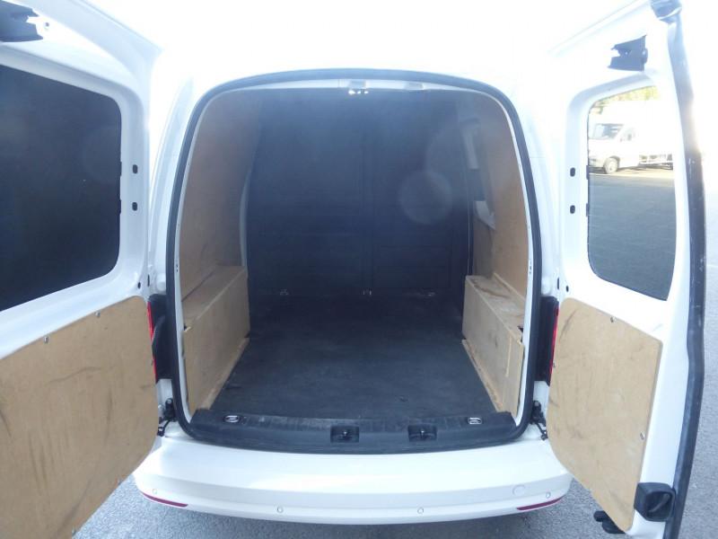 Photo 4 de l'offre de VOLKSWAGEN CADDY VAN 1.4 TSI 125CH DSG7 à 15490€ chez Parc auto albigeois