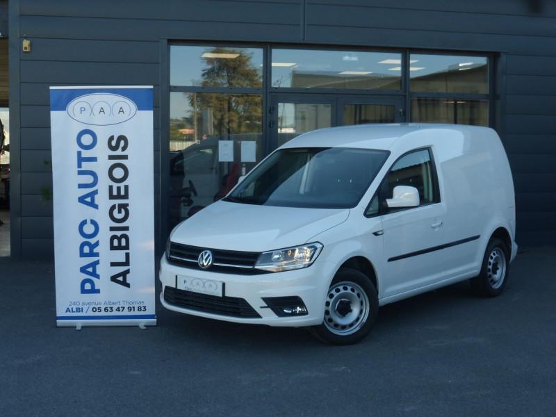 Volkswagen CADDY VAN 1.4 TSI 125CH DSG7 Essence BLANC Occasion à vendre
