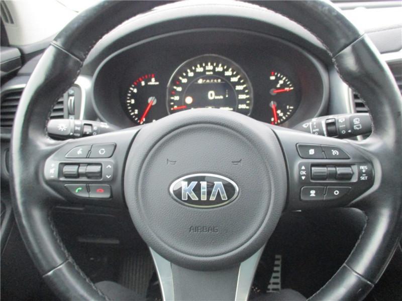 Photo 12 de l'offre de KIA SORENTO 2.2 CRDI 200 CH ISG 4X4 7PL à 30900€ chez Jacquet Automobiles