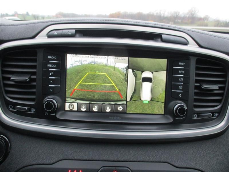 Photo 14 de l'offre de KIA SORENTO 2.2 CRDI 200 CH ISG 4X4 7PL à 30900€ chez Jacquet Automobiles