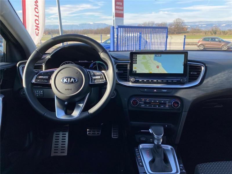 Photo 5 de l'offre de KIA XCEED 1.6 GDI 105 CH ISG/ ELECTRIQUE 60.5CH DCT6 à 30900€ chez Jacquet Automobiles