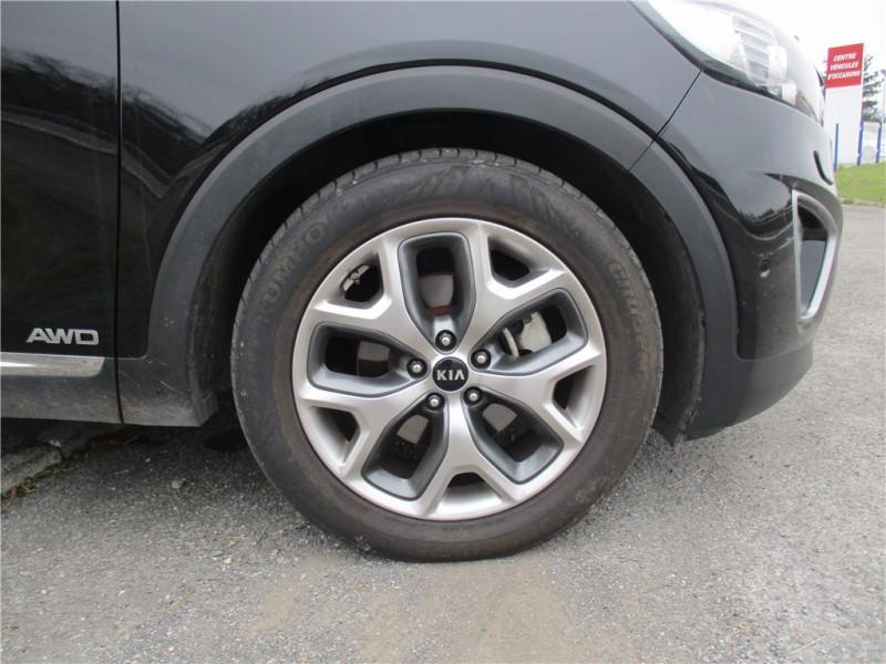 Photo 6 de l'offre de KIA SORENTO 2.2 CRDI 200 CH ISG 4X4 7PL à 30900€ chez Jacquet Automobiles
