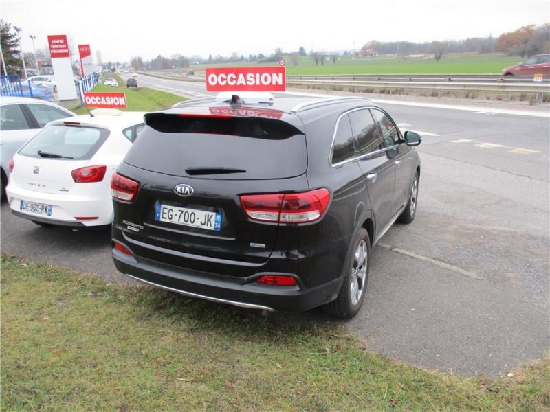 Photo 2 de l'offre de KIA SORENTO 2.2 CRDI 200 CH ISG 4X4 7PL à 30900€ chez Jacquet Automobiles