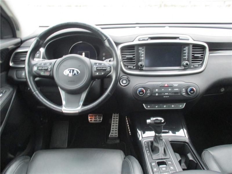 Photo 11 de l'offre de KIA SORENTO 2.2 CRDI 200 CH ISG 4X4 7PL à 30900€ chez Jacquet Automobiles