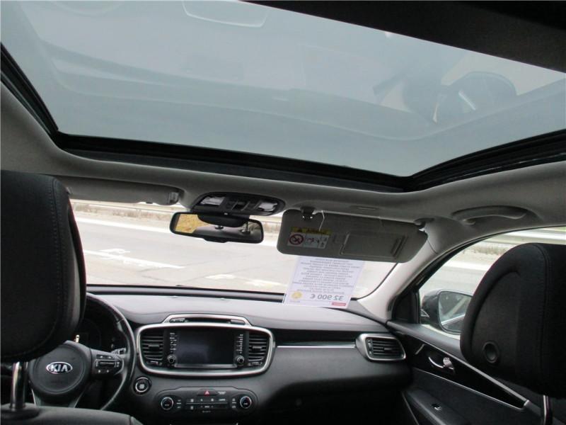 Photo 10 de l'offre de KIA SORENTO 2.2 CRDI 200 CH ISG 4X4 7PL à 30900€ chez Jacquet Automobiles