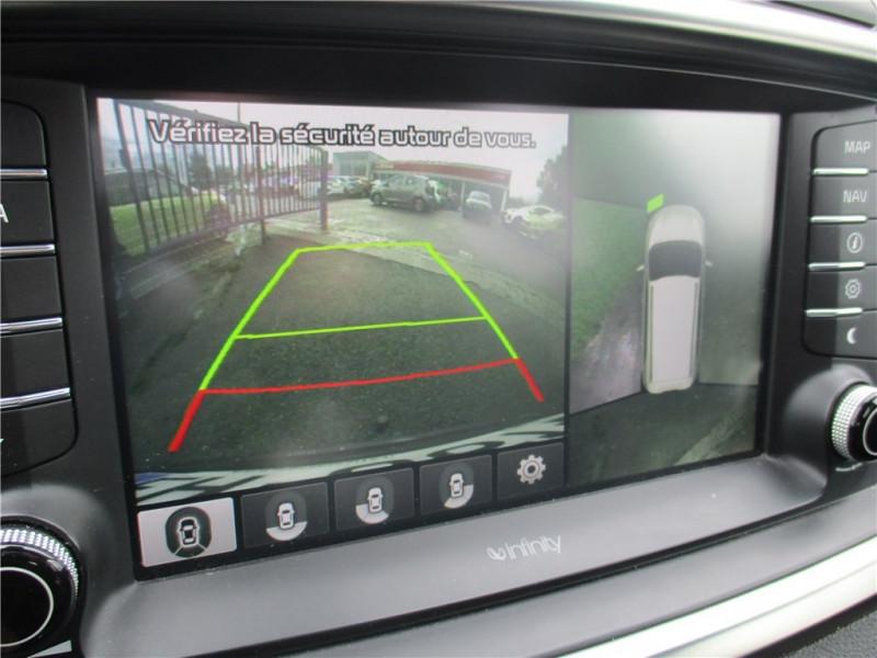 Photo 7 de l'offre de KIA SORENTO 2.2 CRDI 200 CH ISG 4X4 7PL à 28900€ chez Jacquet Automobiles