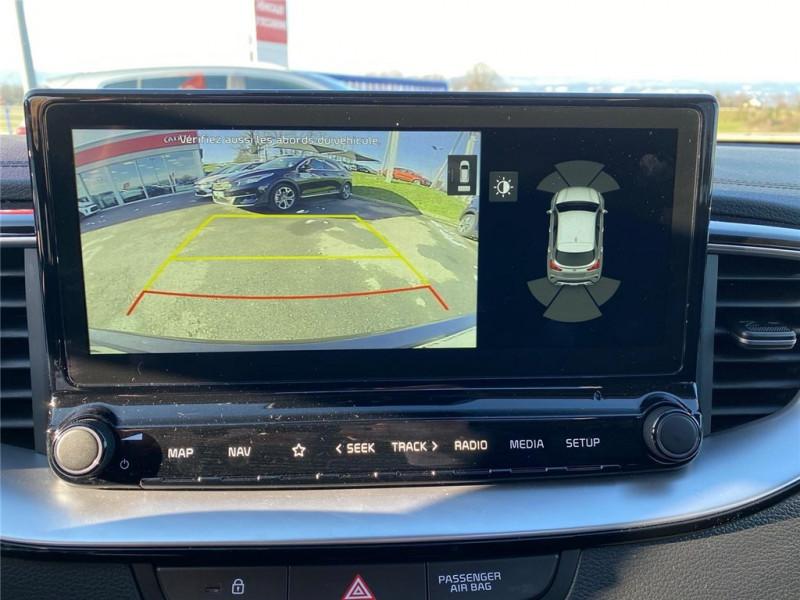 Photo 7 de l'offre de KIA XCEED 1.6 GDI 105 CH ISG/ ELECTRIQUE 60.5CH DCT6 à 30900€ chez Jacquet Automobiles