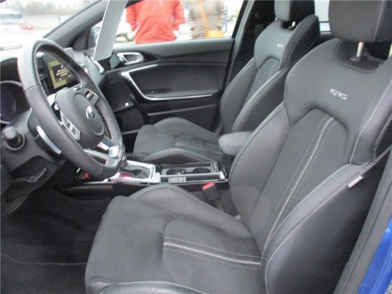 Photo 8 de l'offre de KIA PROCEED 1.4 T-GDI 140 CH ISG DCT7 à 26900€ chez Jacquet Automobiles