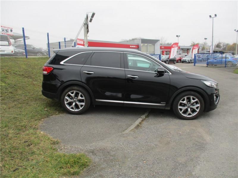Photo 3 de l'offre de KIA SORENTO 2.2 CRDI 200 CH ISG 4X4 7PL à 30900€ chez Jacquet Automobiles