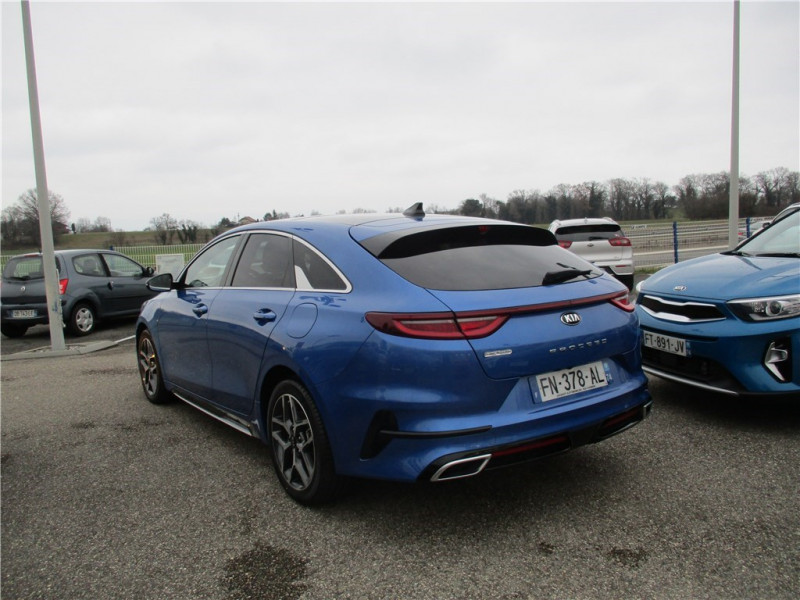 Photo 3 de l'offre de KIA PROCEED 1.4 T-GDI 140 CH ISG DCT7 à 26900€ chez Jacquet Automobiles
