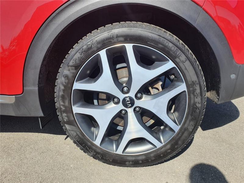 Photo 5 de l'offre de KIA SPORTAGE 1.7 CRDI 141 ISG 4X2 DCT7 à 24900€ chez Jacquet Automobiles