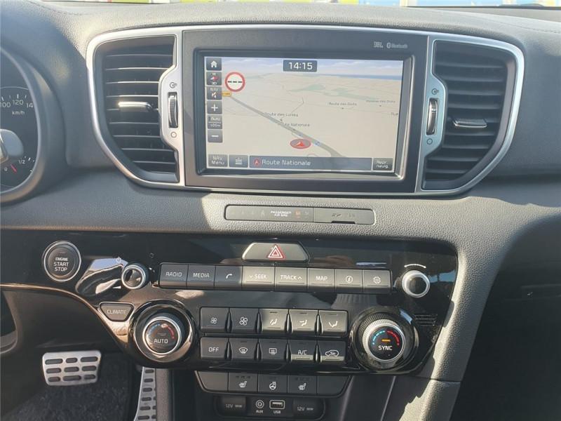 Photo 13 de l'offre de KIA SPORTAGE 1.7 CRDI 141 ISG 4X2 DCT7 à 24900€ chez Jacquet Automobiles