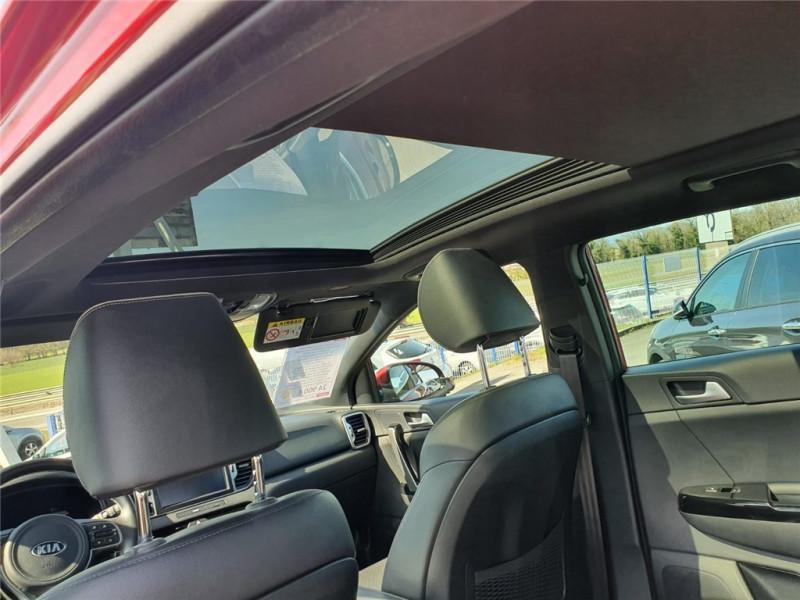 Photo 10 de l'offre de KIA SPORTAGE 1.7 CRDI 141 ISG 4X2 DCT7 à 24900€ chez Jacquet Automobiles