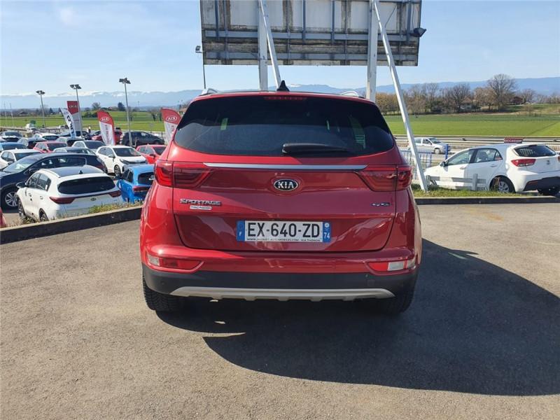 Photo 6 de l'offre de KIA SPORTAGE 1.7 CRDI 141 ISG 4X2 DCT7 à 24900€ chez Jacquet Automobiles
