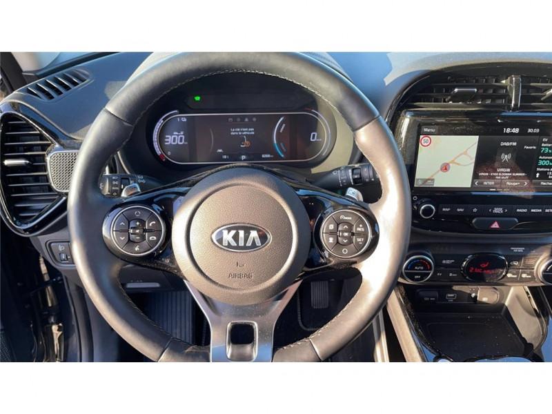 Photo 9 de l'offre de KIA E-SOUL ELECTRIQUE 204 CH à 29900€ chez Jacquet Automobiles