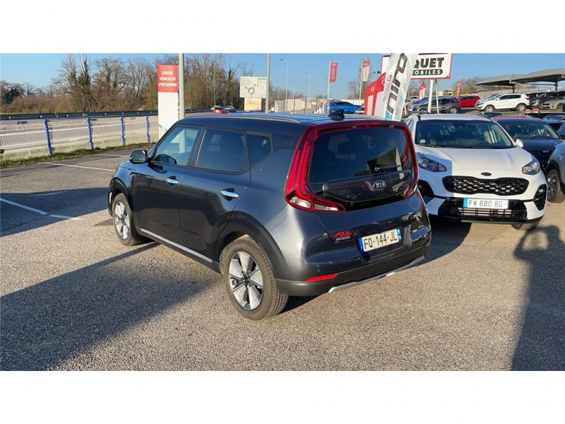 Photo 3 de l'offre de KIA E-SOUL ELECTRIQUE 204 CH à 29900€ chez Jacquet Automobiles