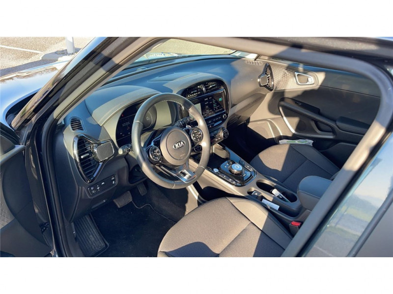 Photo 7 de l'offre de KIA E-SOUL ELECTRIQUE 204 CH à 29900€ chez Jacquet Automobiles