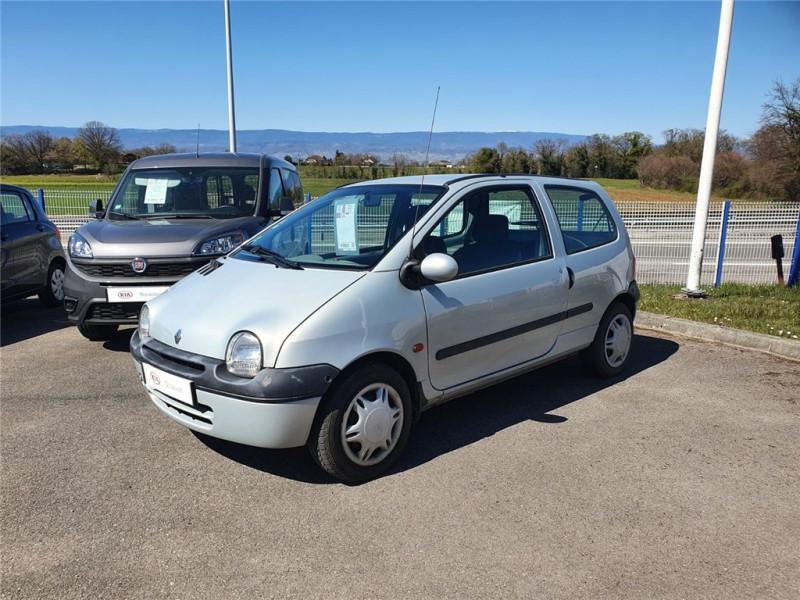 Renault TWINGO 1.2I Essence sans plomb Gris Clair, Métallisé Occasion à vendre