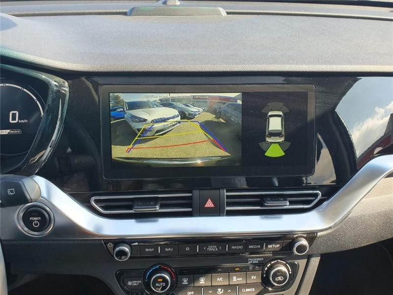 Photo 10 de l'offre de KIA E-NIRO ELECTRIQUE 204 CH à 36550€ chez Jacquet Automobiles