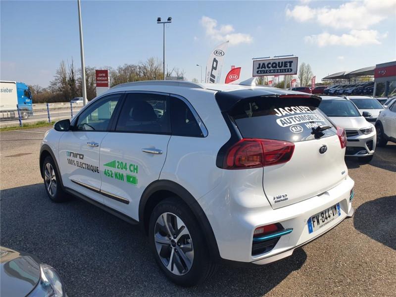 Photo 3 de l'offre de KIA E-NIRO ELECTRIQUE 204 CH à 36650€ chez Jacquet Automobiles