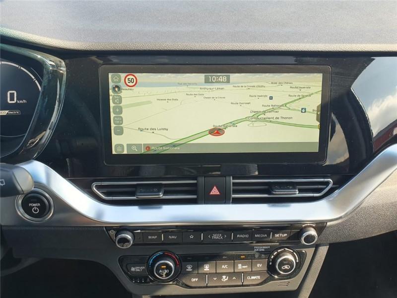 Photo 9 de l'offre de KIA E-NIRO ELECTRIQUE 204 CH à 36550€ chez Jacquet Automobiles