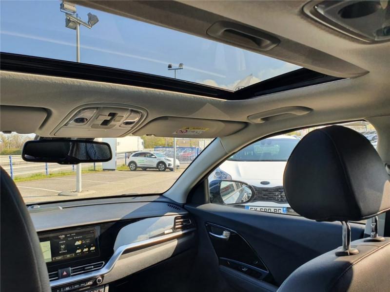 Photo 6 de l'offre de KIA E-NIRO ELECTRIQUE 204 CH à 36550€ chez Jacquet Automobiles