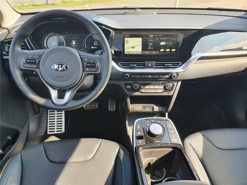 Photo 8 de l'offre de KIA E-NIRO ELECTRIQUE 204 CH à 36550€ chez Jacquet Automobiles