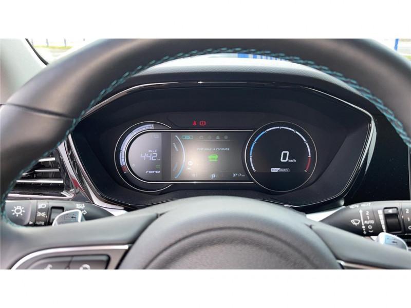 Photo 7 de l'offre de KIA E-NIRO ELECTRIQUE 204 CH à 34500€ chez Jacquet Automobiles