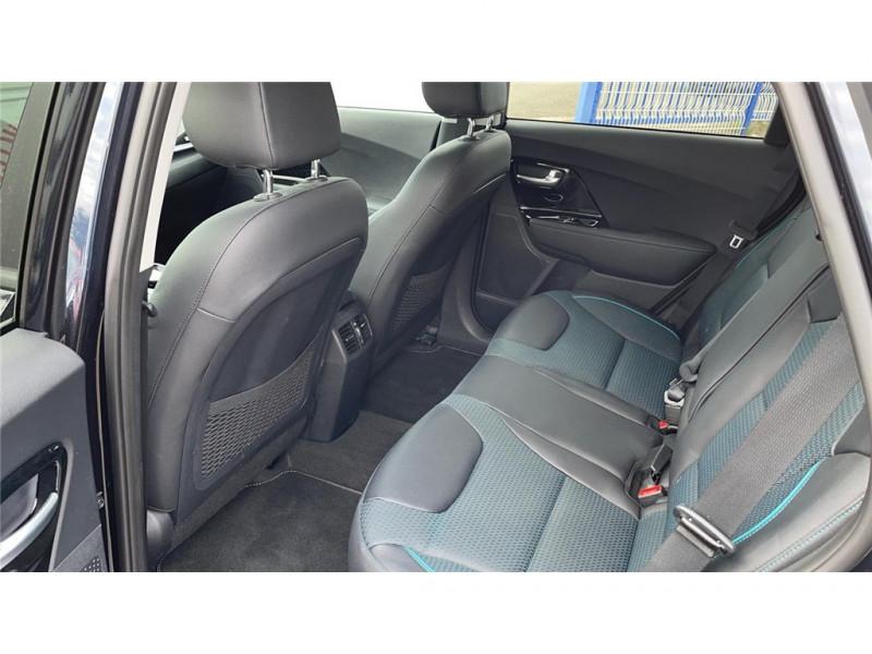 Photo 4 de l'offre de KIA E-NIRO ELECTRIQUE 204 CH à 34500€ chez Jacquet Automobiles