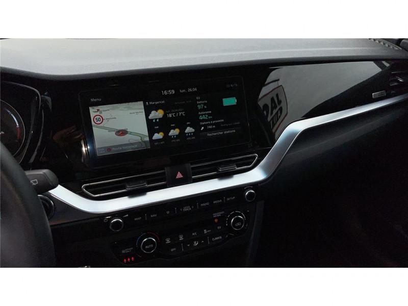 Photo 9 de l'offre de KIA E-NIRO ELECTRIQUE 204 CH à 34500€ chez Jacquet Automobiles