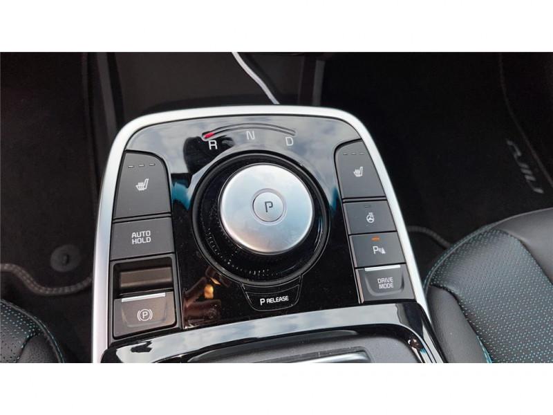 Photo 8 de l'offre de KIA E-NIRO ELECTRIQUE 204 CH à 34500€ chez Jacquet Automobiles